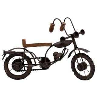 Vintage Deko-Motorrad