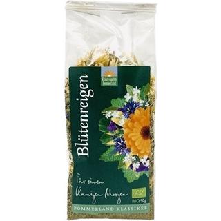 Kräutergarten Pommerland Blütenreigen-Tee