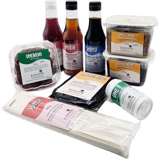 Ruschin Makrobiotik-Spezialitäten-Set