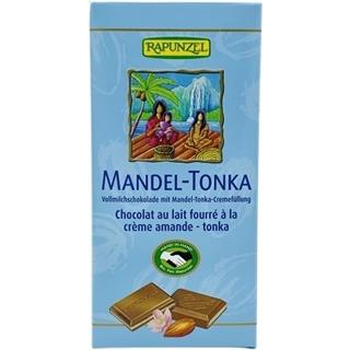 Rapunzel Schokolade Mandel-Tonka
