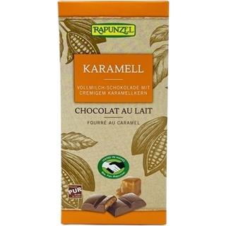 Rapunzel Schokolade Karamell