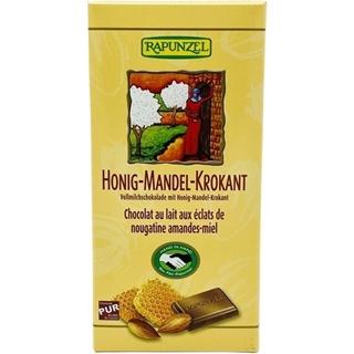 Rapunzel Schokolade Honig-Mandel-Krokant