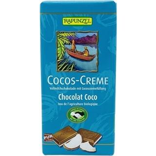 Rapunzel Schokolade Cocos-Creme