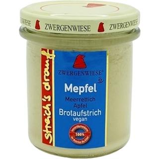 Zwergenwiese Mepfel Brotaufstrich
