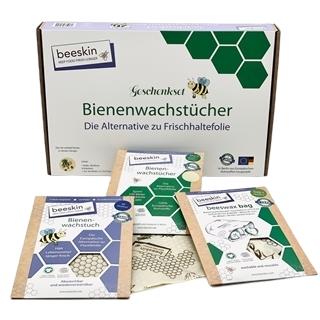 beeskin Bienenwachstücher