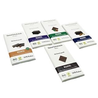 MAKRi Dattel-Schokoladen
