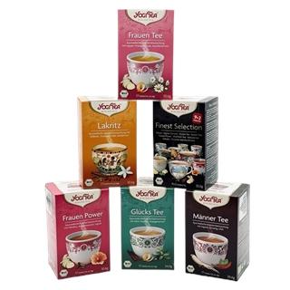 YOGITEA Tee-Spezialitäten