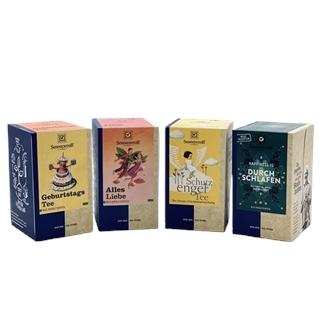 Sonnentor Tee-Spezialitäten