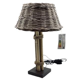 Dekorative Lampe