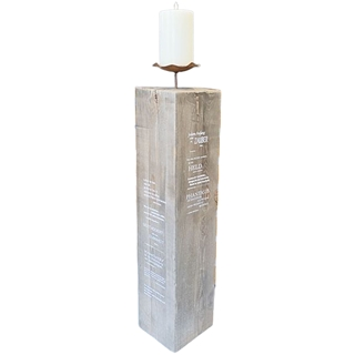 Großer Kerzenständer von moebelArt