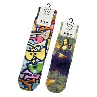Art Collection Socken von