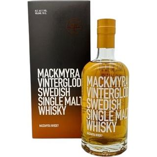 MACKMYRA VINTERGOLD Swedish Single Malt Whisky