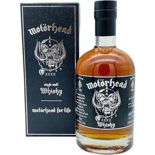 MACKMYRA MOTÖRHEAD Single Malt Whisky