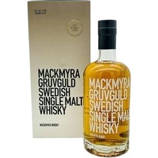 MACKMYRA GRUVGULD Swedish Single Malt Whisky