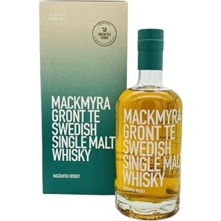 MACKMYRA GRÖN TE Swedish Single Malt Whisky
