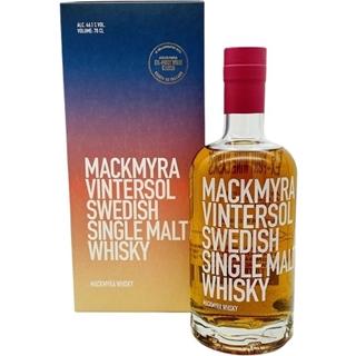 MACKMYRA VINTERSOL Swedish Single Malt Whisky