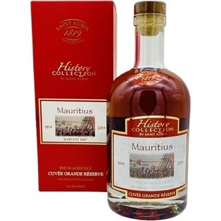 Saint Aubin History Collection Mauritius Rum