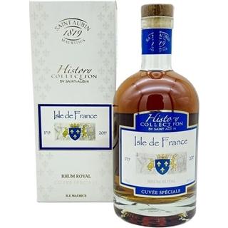 Saint Aubin History Collection Isle de France Rum
