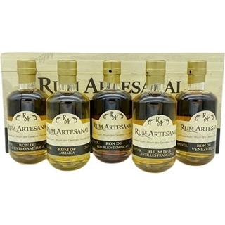 Rum Artesan Set