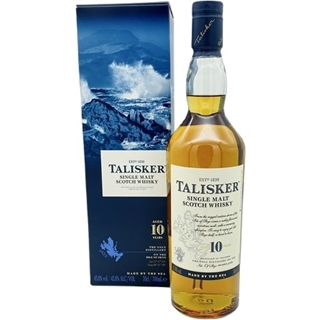 TALISKER Single Malt Scotch Whisky