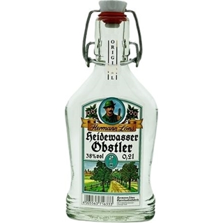 Hermann Löns Heidewasser Obstler 0,2l
