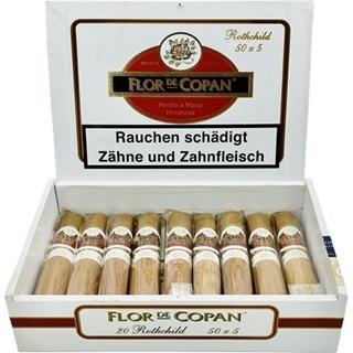 FLOR DE COPAN Rothchild Zigarren