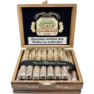 ARTURO FUENTE Reserva Superior Limitada Zigarren