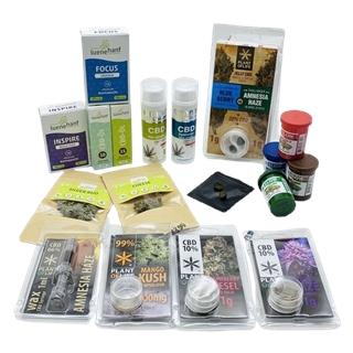 CBD-Produkte (große Auswahl)