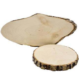 Baumscheiben (individuell gravierbar)