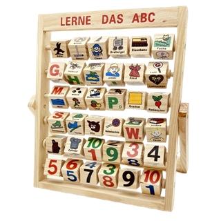 ABC-Lerntafel