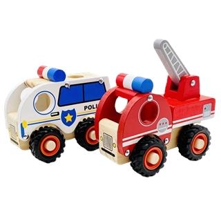 Spielzeugautos aus Holz