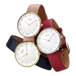 BOCCIA Uhren 3327-Serie