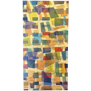Scherben (Acryl auf Leinwand | 50 x 100 cm | KS 1820)