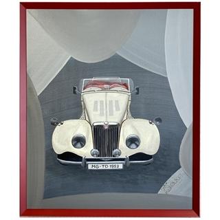 MG (Acryl auf Leinwand-Karton | A3 x 51 cm | KS 0515)