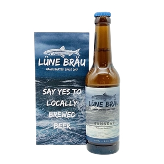 Lüne Bräu Bier