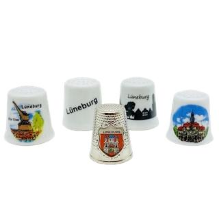 Lüneburg Fingerhüte