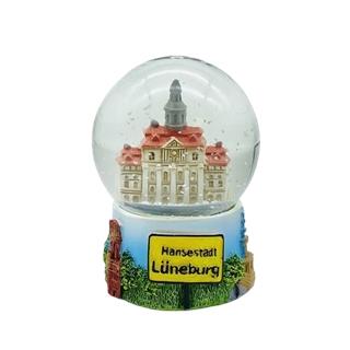 Lüneburg Schneekugel