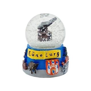Lüneburg Mini-Schneekugel