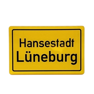 Lüneburg Kühlschrankmagnet
