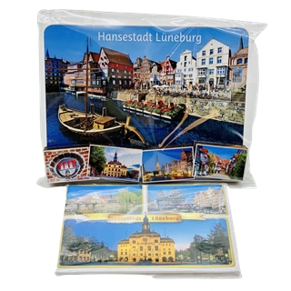 Lüneburg Magneten-Set