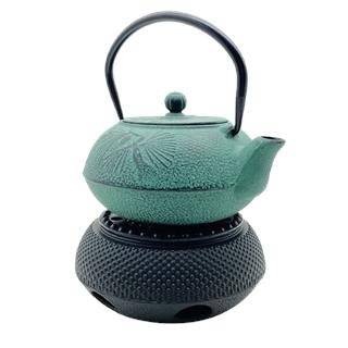 Hochwertige Teekanne mit Stövchen