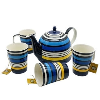 ChaCult Teekanne & Tassen